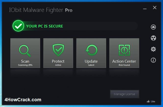 IObit Malware Fighter Crack Free Download