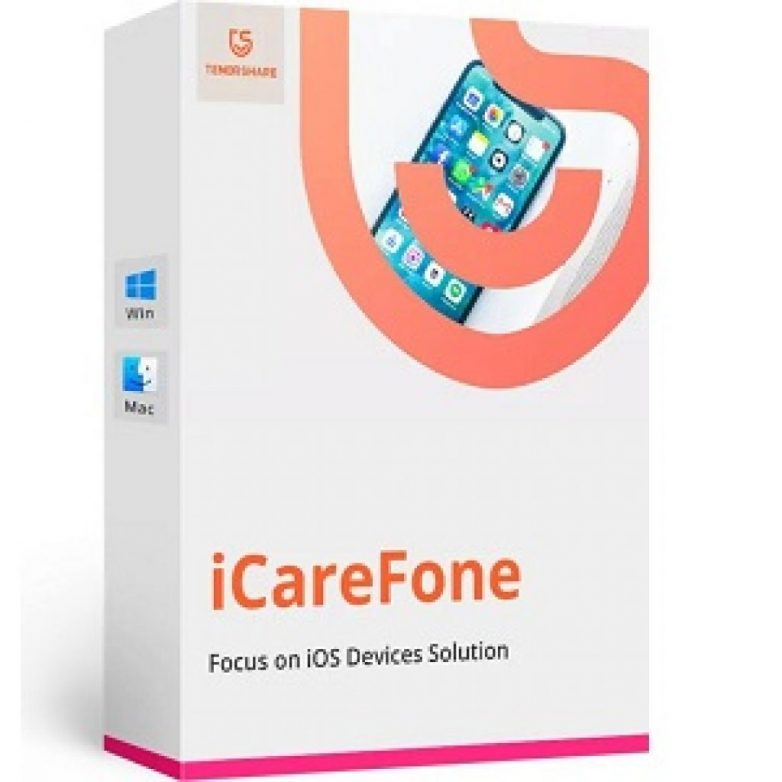 Tenorshare iCareFone 6.1.1.10 Registration Code Download HERE !