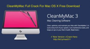 cleanmymac 3 crack for mac high sierra