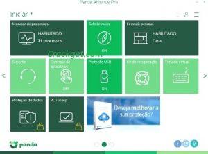Panda Antivirus Pro 2020 Crack [Windows + Android + Mac]