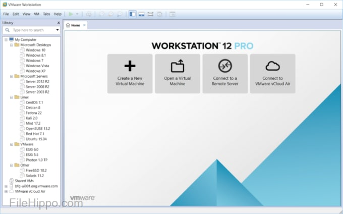 VMware Workstation 2021